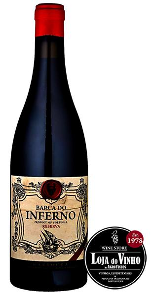 Barca do Inferno Reserva Tinto