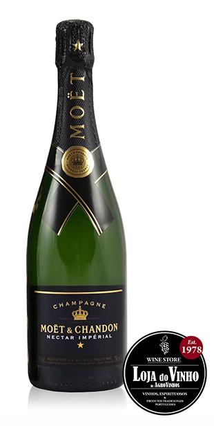 Champanhe Moet & Chandon Nectar Imperial