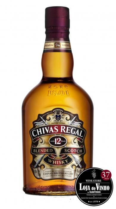 Chivas Regal 12 anos