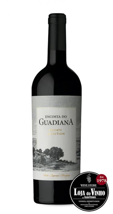 Encosta do Guadiana Private Selection Tinto