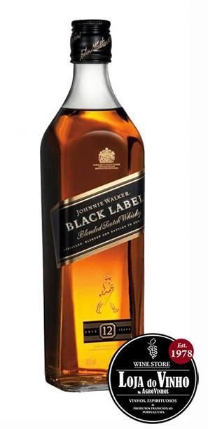 Johnnie Walker Black 12 anos