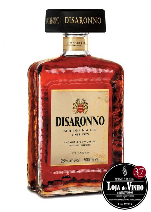 Licor Amaretto Disaronno