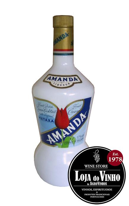 Licor Metaxa Amanda Cream
