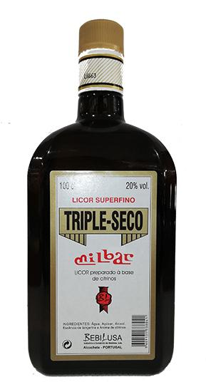 Licor Triple Seco Milbar