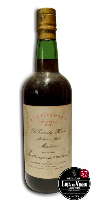 Madeira Rutherfords Medium Rich (Garrafa Antiga)