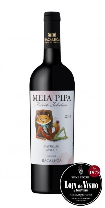 Meia Pipa Private Selection Tinto