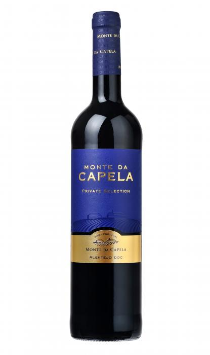 Monte da Capela Private Selection Tinto