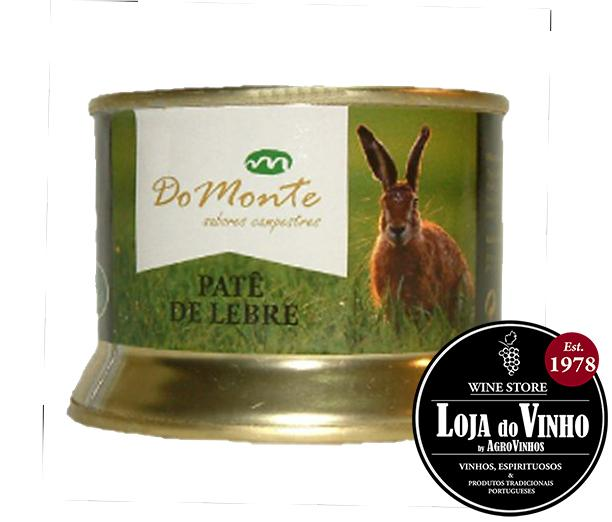 Paté de Lebre Do Monte