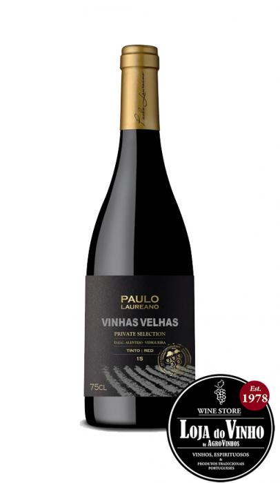Paulo Laureano Private Selection Tinto