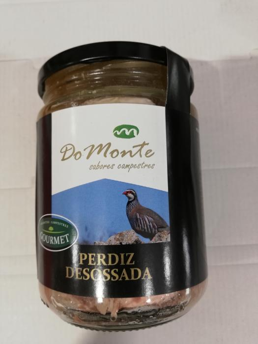 Perdiz Desossada Do Monte