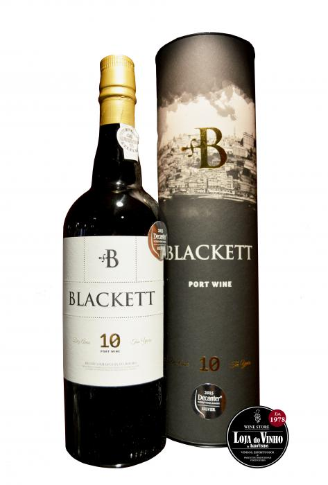 Porto Blackett 10 anos