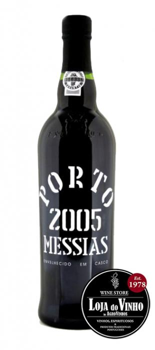 Porto Messias Colheita 2005