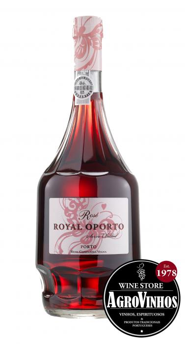 Porto Royal Oporto Rose
