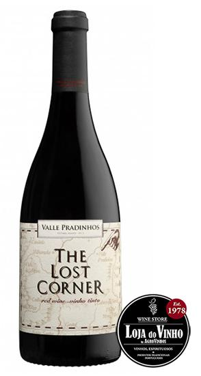 Valle Pradinhos The Lost Corner Tinto
