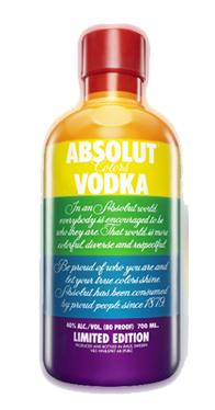 Vodka Absolut Blue - Limited Edition